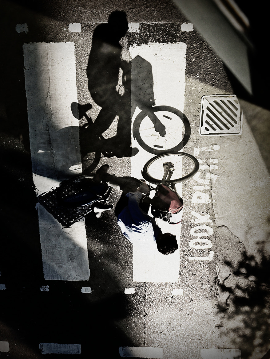 Photograph Shadow of Himself by Iain Blake on 500px