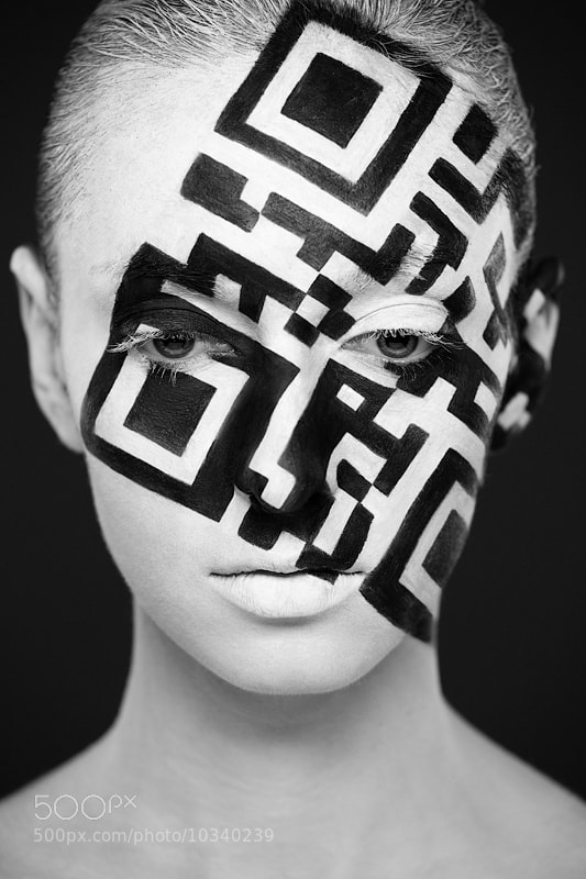Photograph 2012 (QR Code) by Alexander Khokhlov on 500px