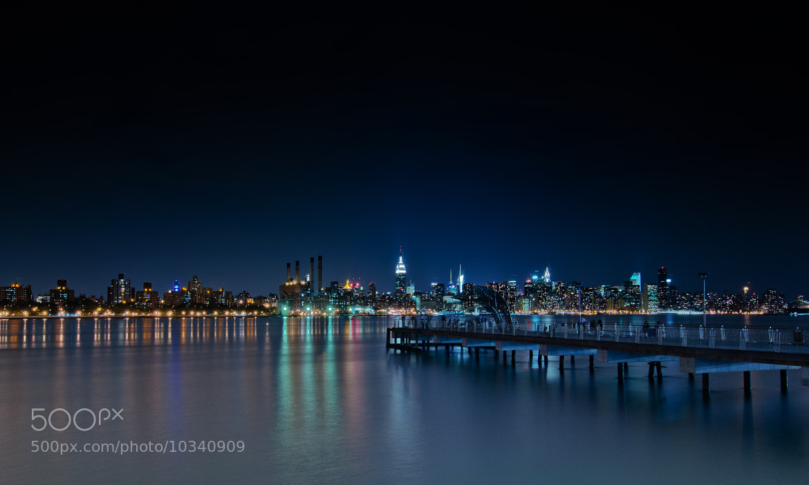 Photograph NYC Skyline by Steven  Lindgren on 500px