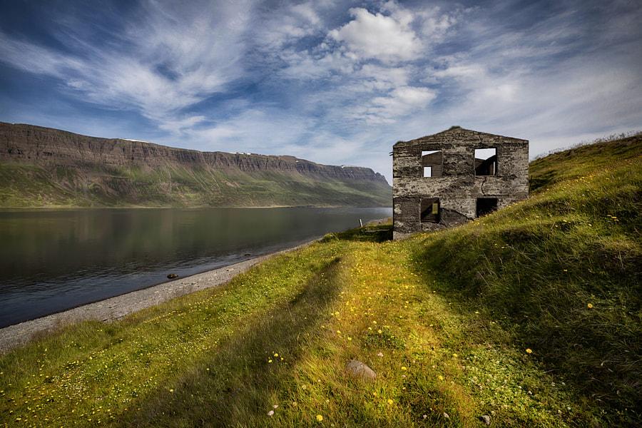 Peaceful Ruins by Þorsteinn H Ingibergsson on 500px.com