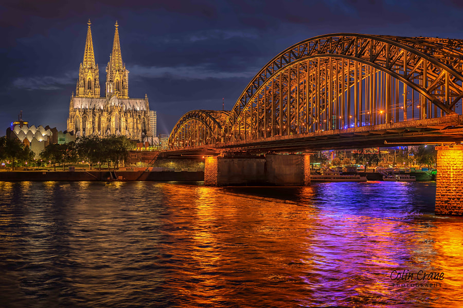 Cologne HDR by Colin Crane on 500px.com