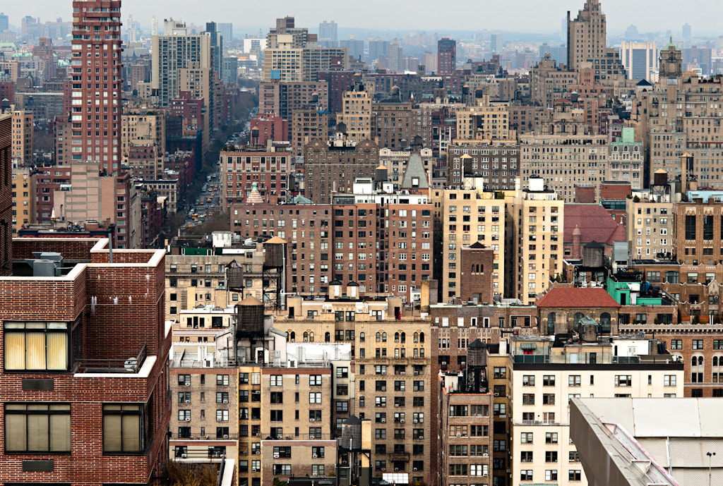 Photograph Upper West Side by Navid Baraty on 500px