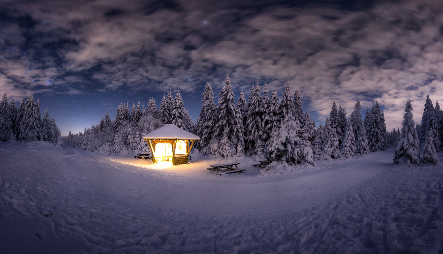 Winter 2020 / 21 by Bastian Müller on 500px.com