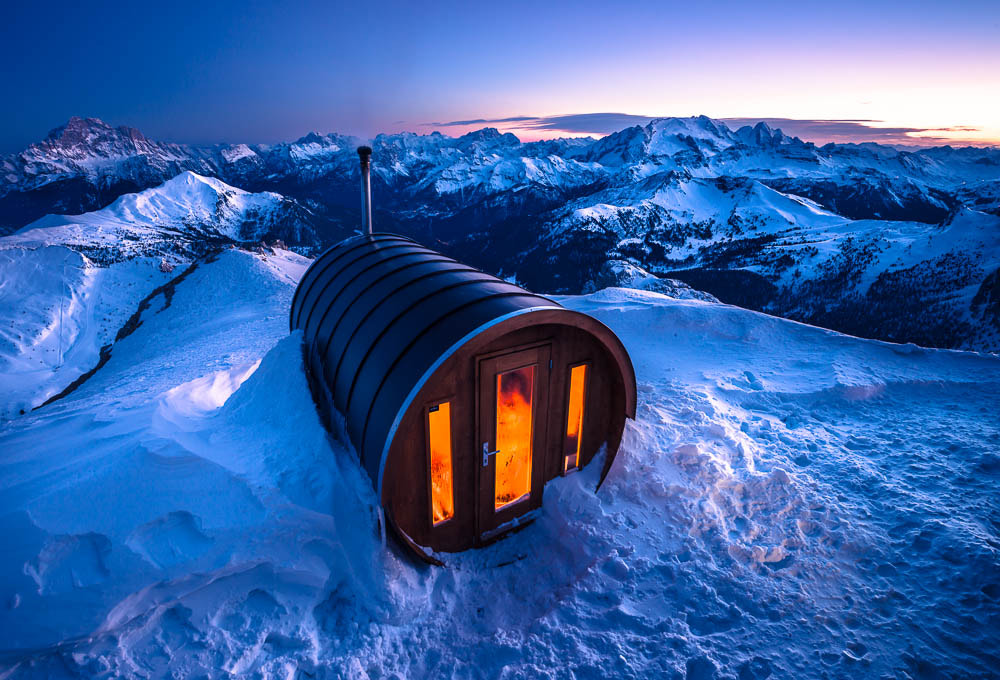 Photo Sauna par Thomas Straubinger on 500px
