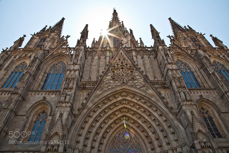 Photograph Barcelona Cathedral by Jennifer Lycke on 500px