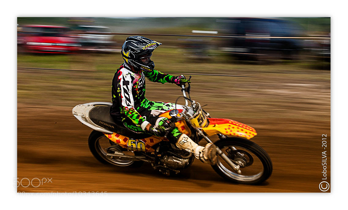 Photograph Velocross by Lobo Silva on 500px