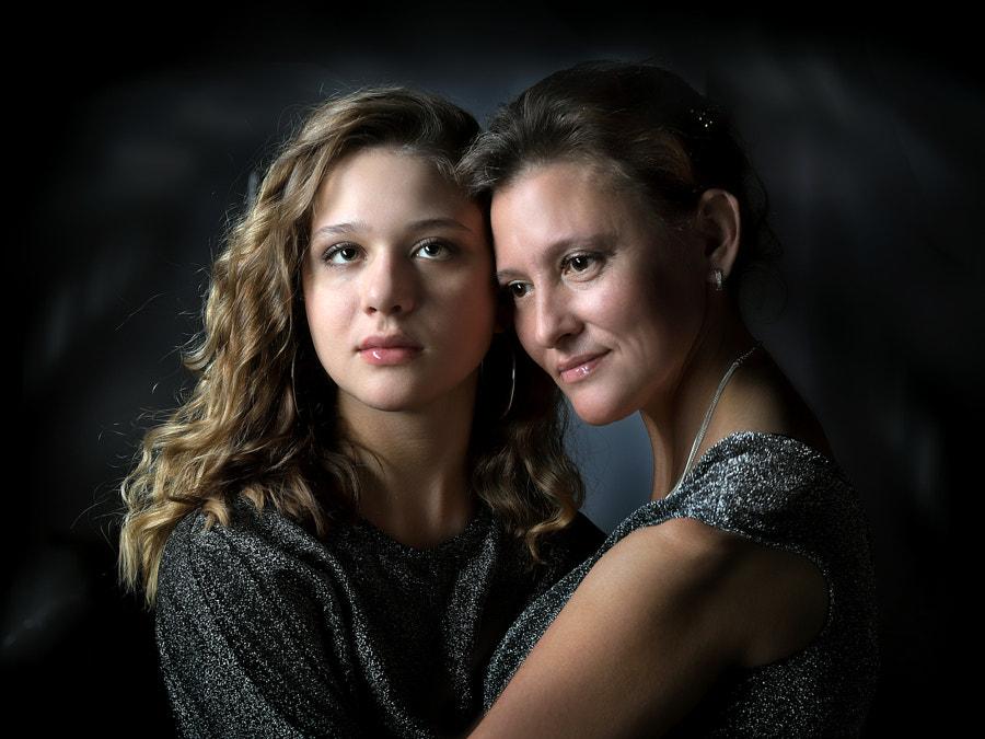 Двойной портрет.... by Андрей Войцехов on 500px.com