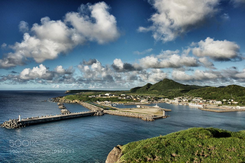 Photograph Yonaguni, Port by Alon Takeuchi on 500px