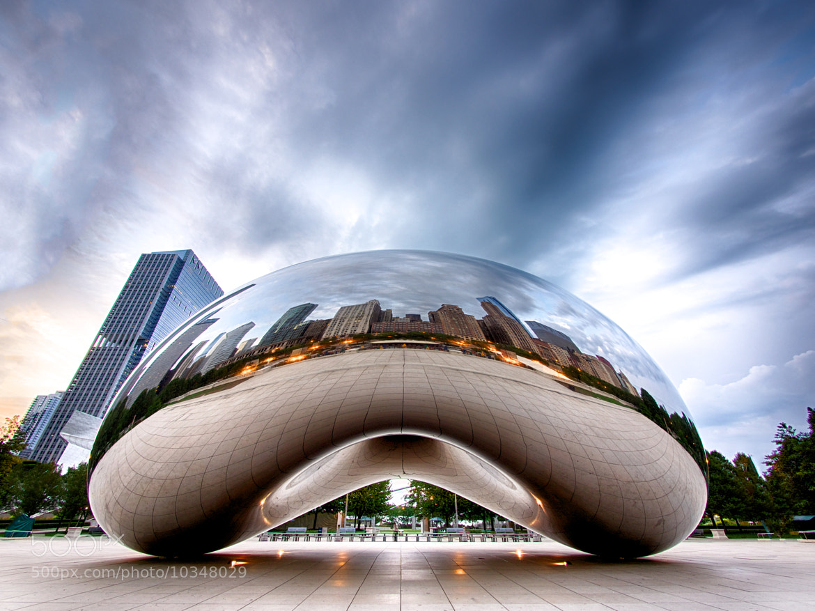Photograph Cloud Gate by Gage Caudell on 500px