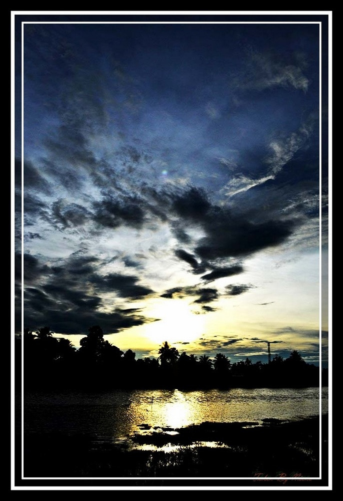 Photograph Kapuas River in the afternoon by Agus ninawati on 500px