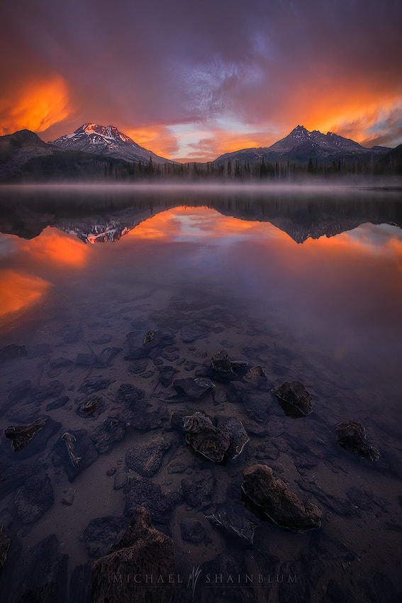 Photograph When Sparks Fly by Michael Shainblum on 500px