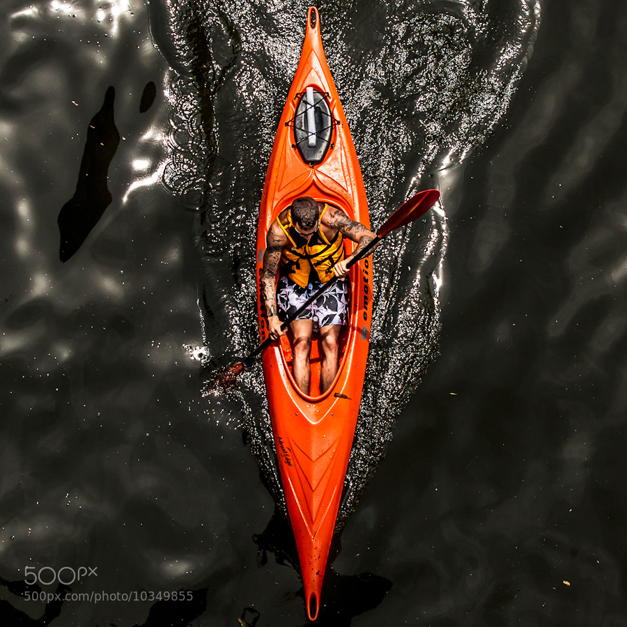 Photograph Kayak by Peter Stasiewicz on 500px