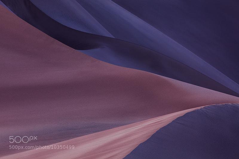 Photograph Pastel Dunes by Sarah Marino on 500px
