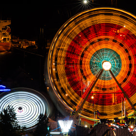 Spinning Wheels by Scott Wood (ScottWood)) on 500px.com