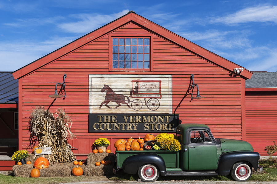 The Vermont Country Store by John Greim on 500px.com