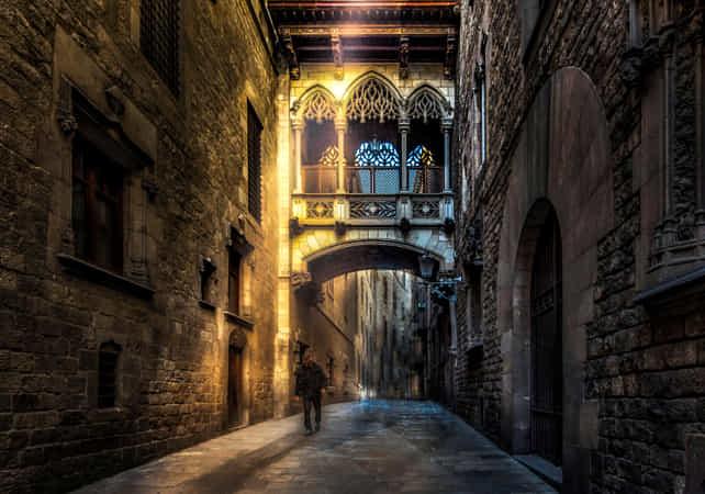 Pont del Bisbe by Rana Jabeen
