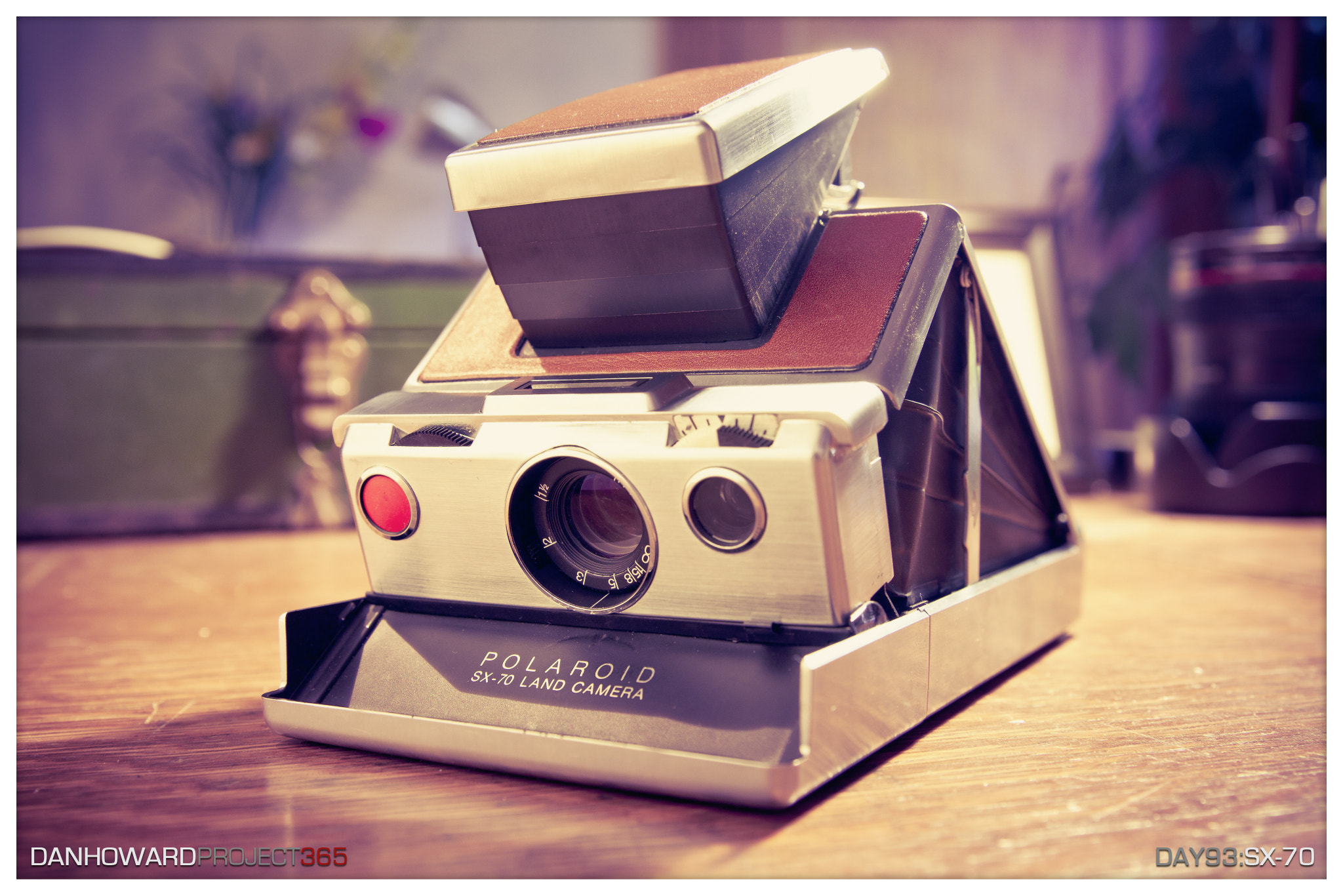 Photograph Day 93: SX-70 by Dan Howard on 500px