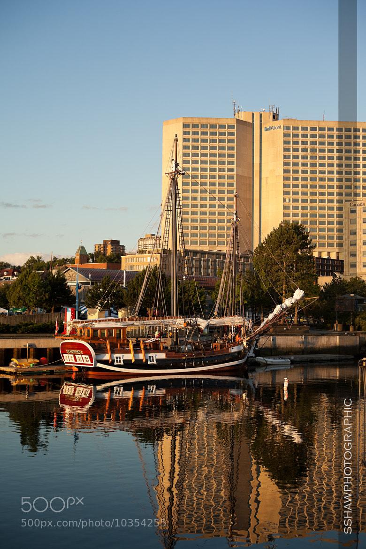 Photograph Tall Ship LaRinda by Shane Shaw on 500px