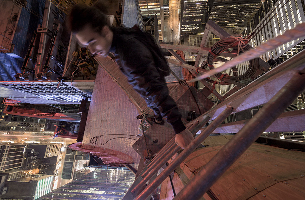 Photograph One Way Down by Roof Topper on 500px