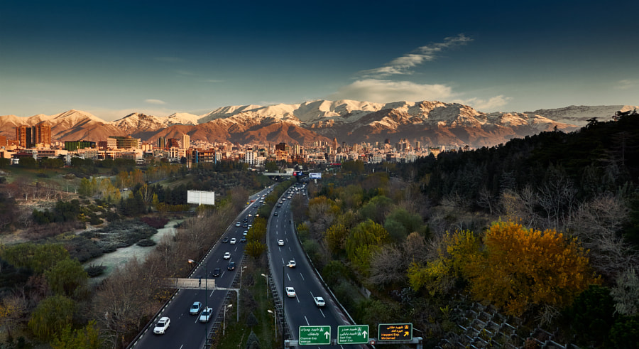 Tehran Morning by Sam Javanrouh on 500px.com