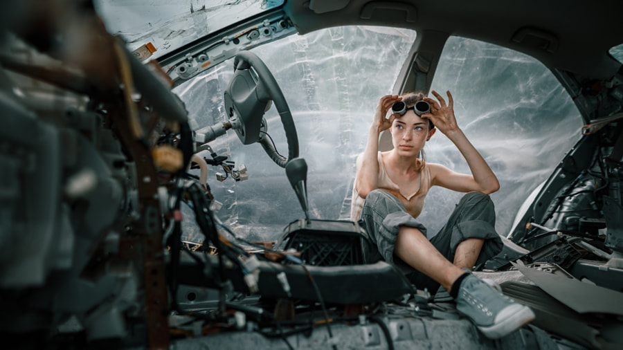 Techno by Andrew Vasiliev on 500px.com