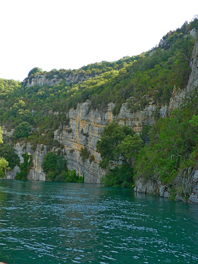 Flat river in Verdon by Yves LE LAYO on 500px.com