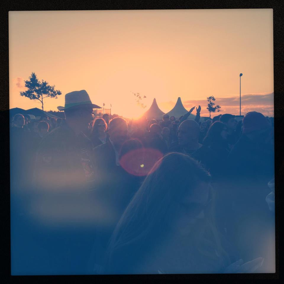 Photograph sunset at music festival by Denise Weerke on 500px
