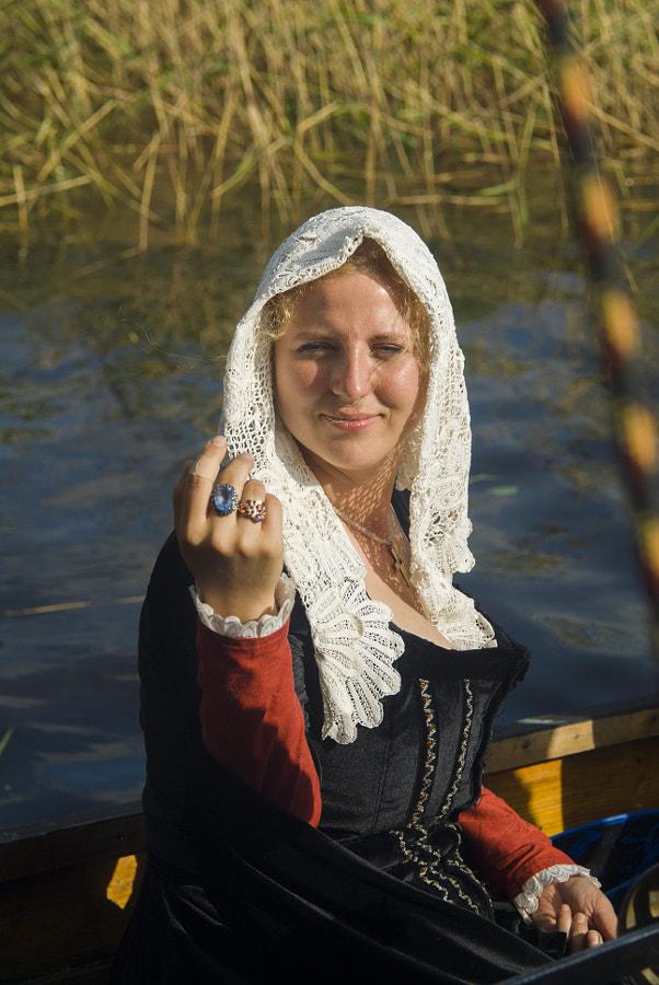 On Her Orders by Nadezda Pakhmutova on 500px.com