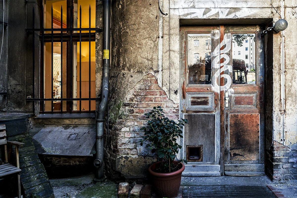Photograph Back Door by xflo : w on 500px