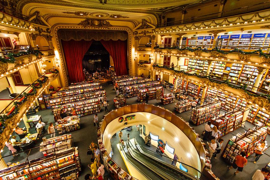Argentine Bookstore