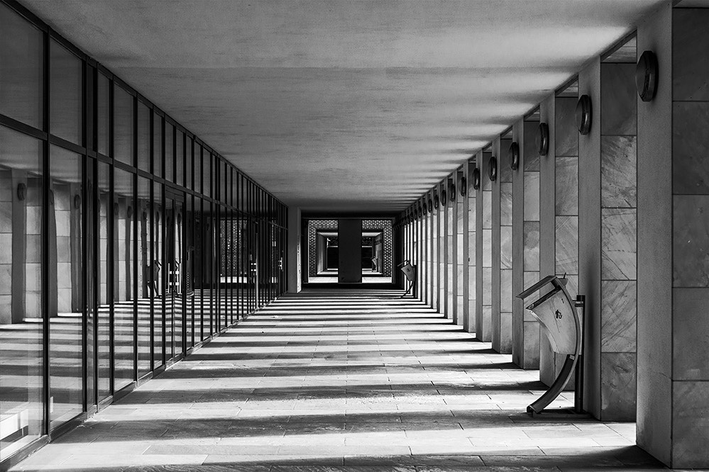 Photograph  Colonnade Tunnel by xflo : w on 500px