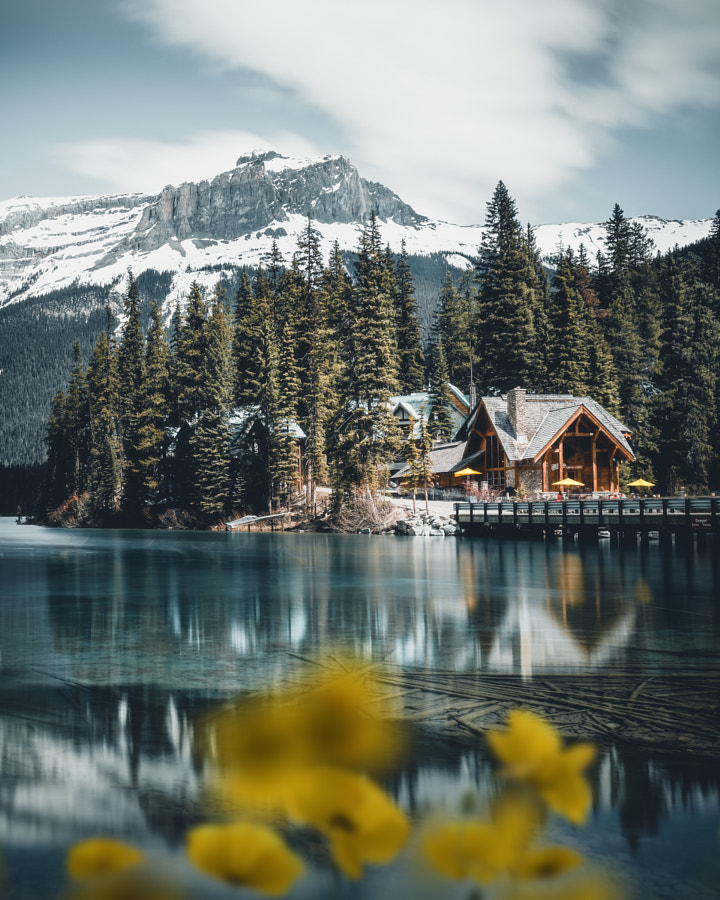 Emerald Lake by Marc Hennige on 500px.com