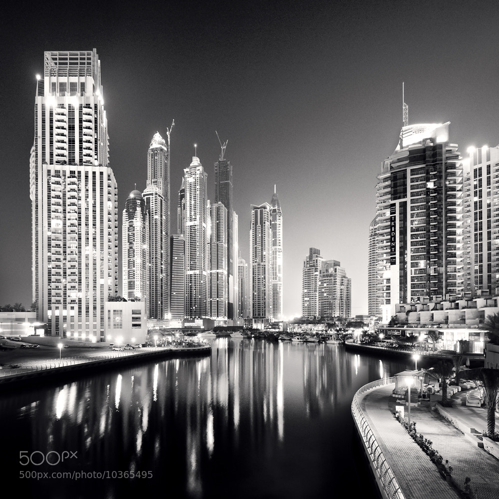Photograph  [Marina - Harbour Dubai],*606 UAE 2011 by Ronny Ritschel on 500px