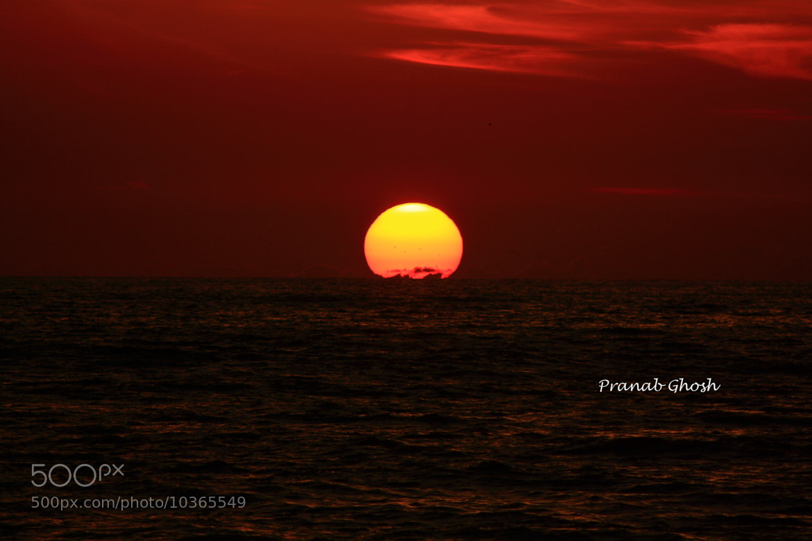 Photograph sun set by Pranab Ghosh on 500px