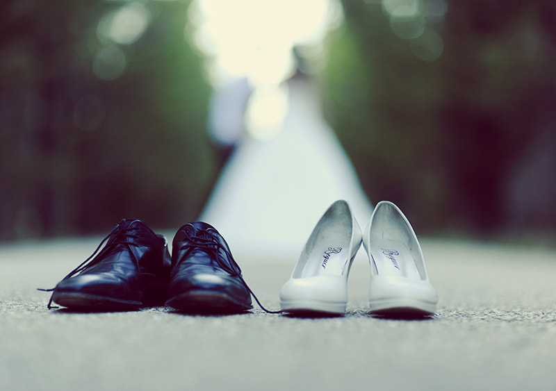 Photograph Wedding shoes by Manuel Orero on 500px