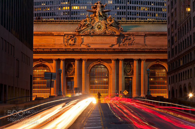 Photograph Grand Central by Alex Filatov on 500px