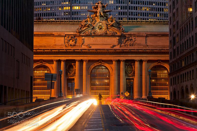 Photograph Grand Central by Alex Filatov | alexfilatovphoto.com on 500px