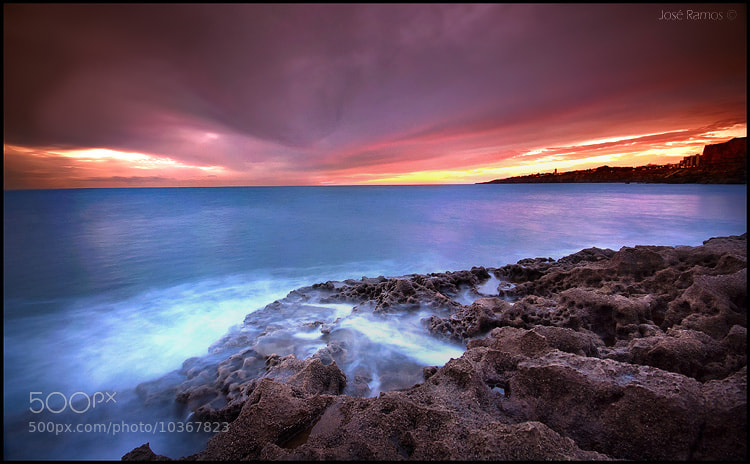 Photograph In Blood Red Skies by José Ramos on 500px