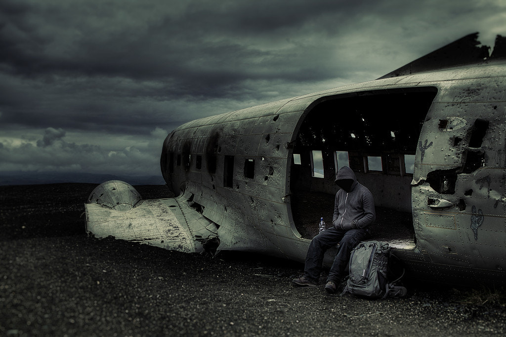 Photograph Waiting to be Rescued by Michael Murphy on 500px