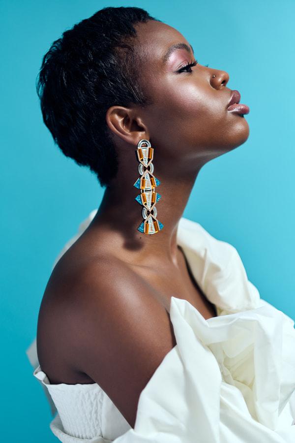 Chalk Jewellery - Carnival Lookbook 2021 by Avel Shah on 500px.com
