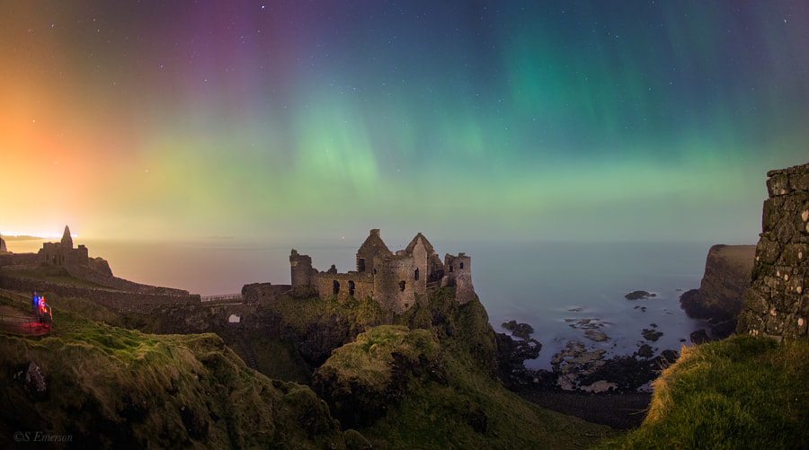Photograph St Patrick's Aurora by Stephen Emerson on 500px