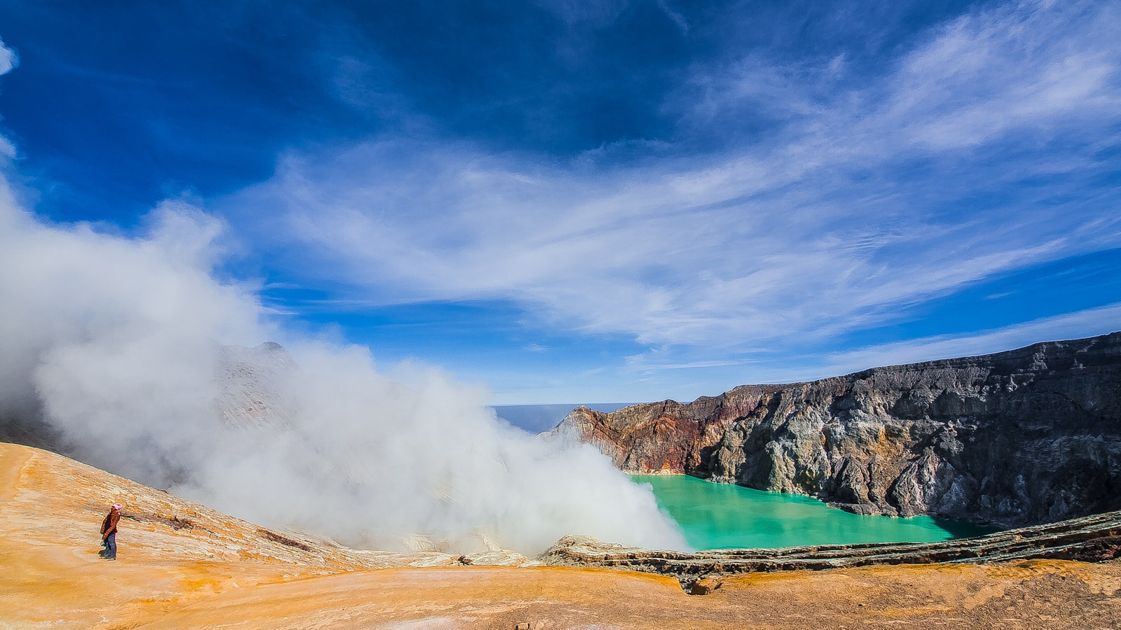 Photograph Ijen Crater by Rose Kampoong on 500px