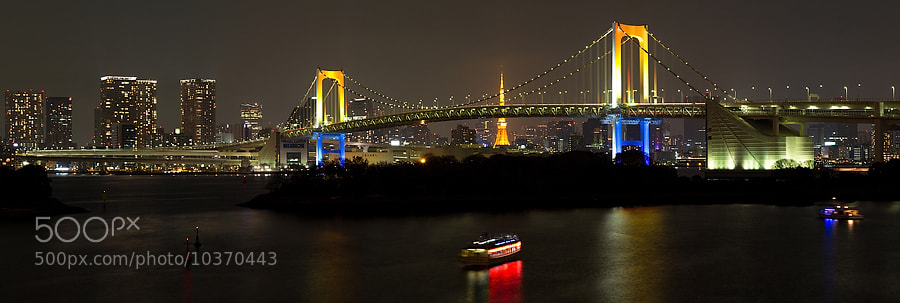 Photograph The Rainbow Bridge by Dmitry Serbin on 500px