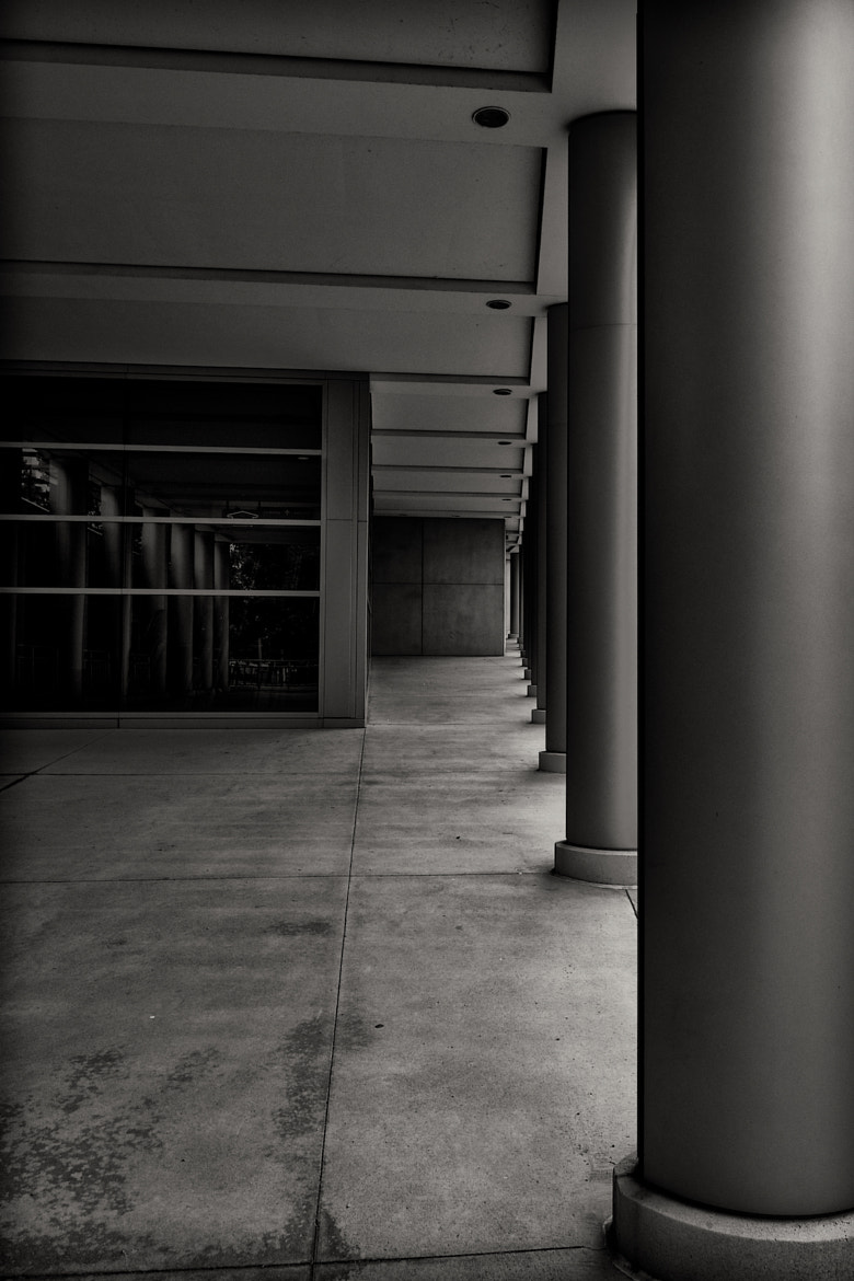 Photograph Outside Skywalk #3 by Milan Juza on 500px