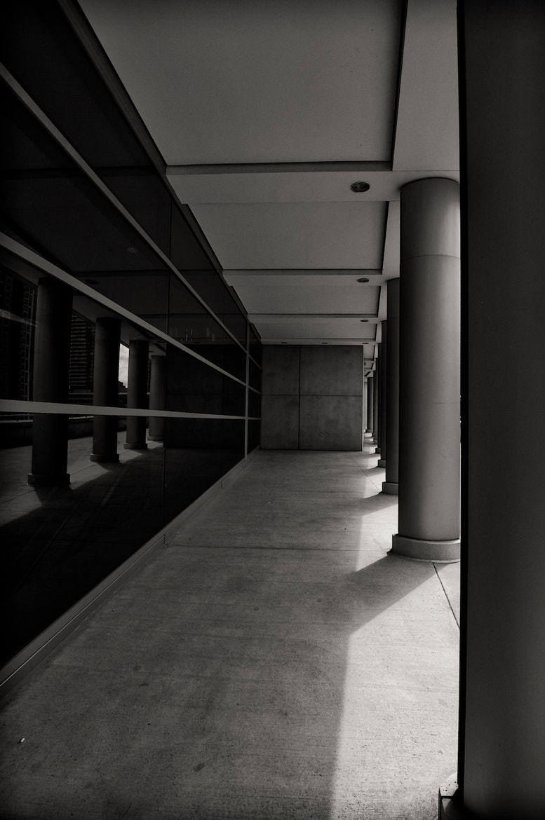 Photograph Outside Skywalk #2 by Milan Juza on 500px