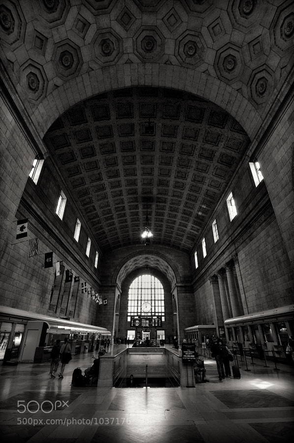 Photograph Toronto Railway Station #2 by Milan Juza on 500px