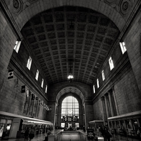 Toronto Railway Station #2 by Milan Juza (milanjuza)) on 500px.com