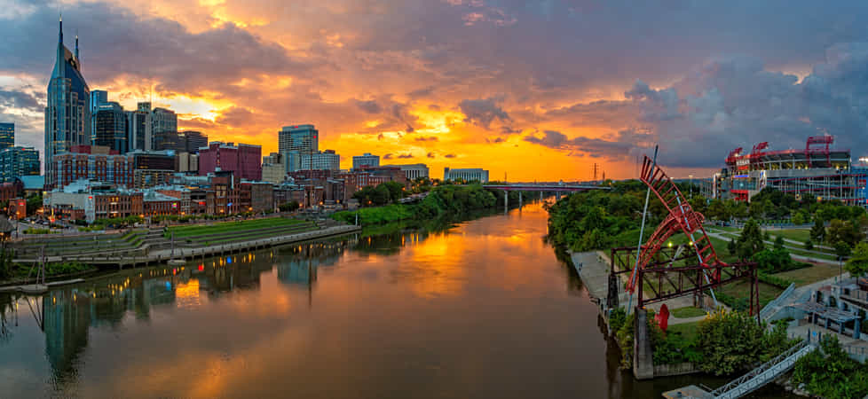 Music City USA by Perry Hoag