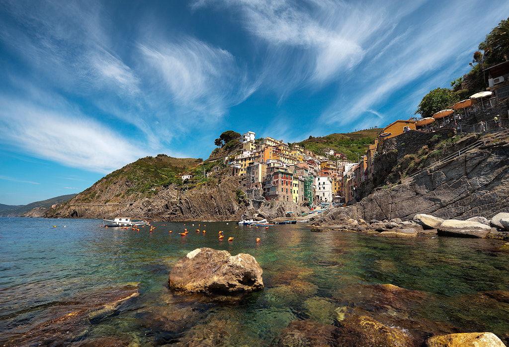 Photograph Summer On The Rocks by Elia Locardi on 500px
