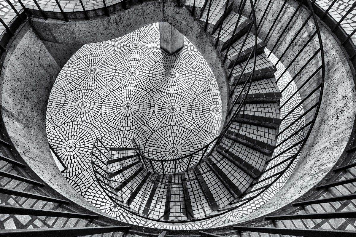 Photograph Embarcadero Stairs 2 by Stefan Bäurle on 500px